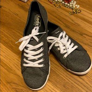 Kids Grey tennis shoe. Too narrow for me. Reposh